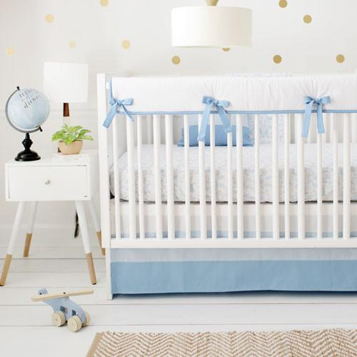 Boy Baby Bedding Designer Crib Bedding Collections Jack And Jill Boutique