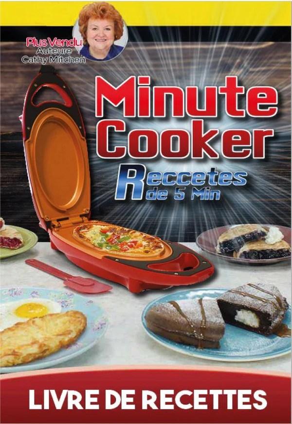 Livre De Recette Minute Cooker : livre, recette, minute, cooker, Cuisine