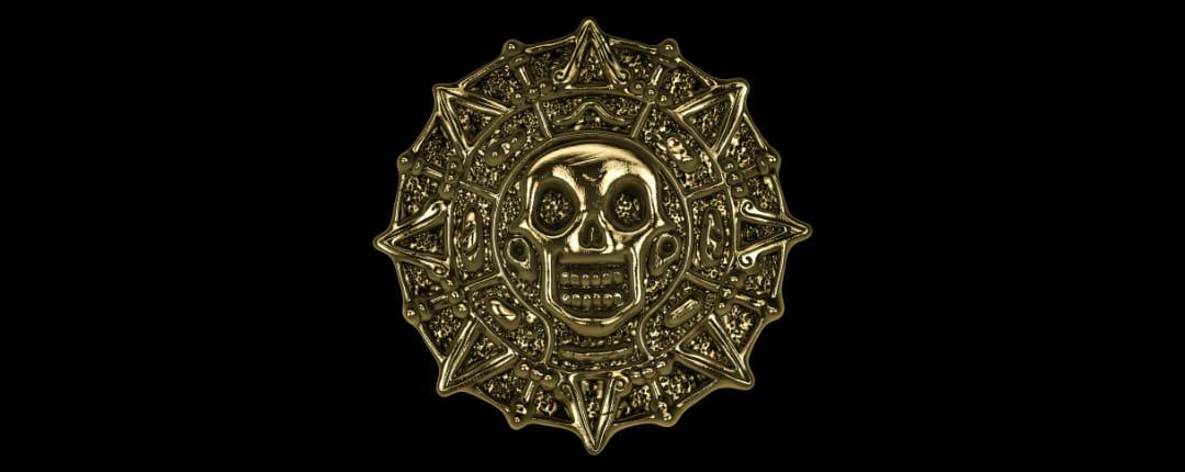 Aztec Skull Jewelry