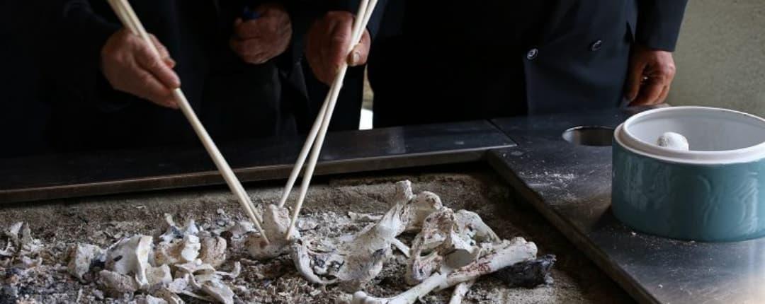 Japanese Death Ceremony