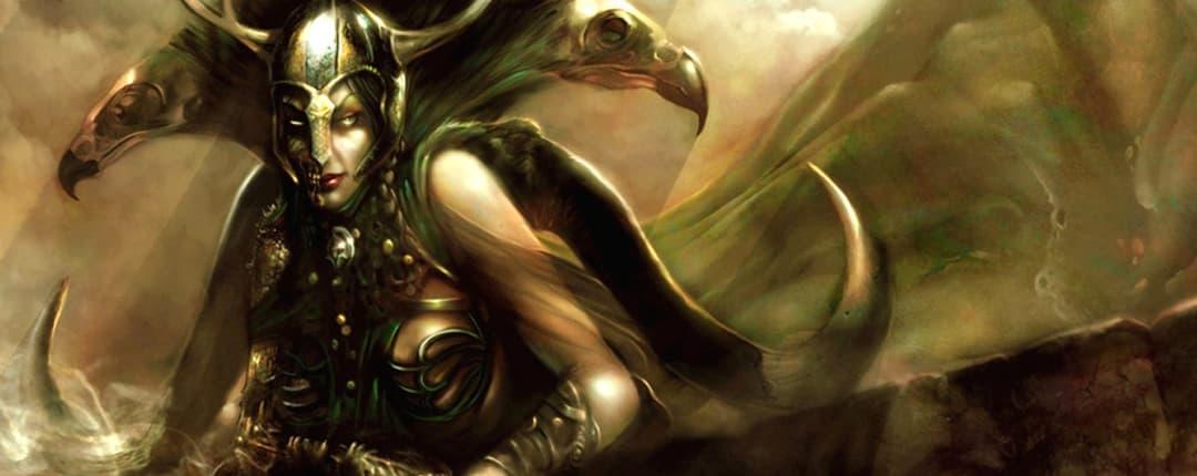 Hel the Queen of Death