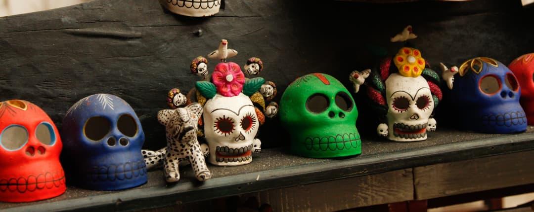 Sugar skull market