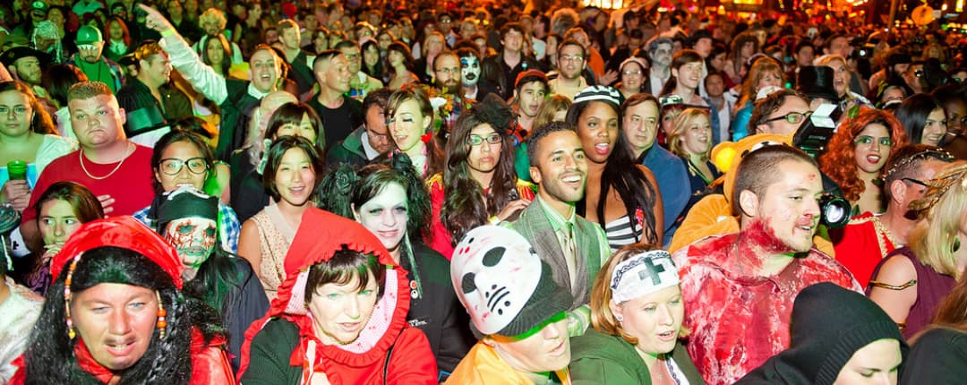 West Hollywood Halloween Parade