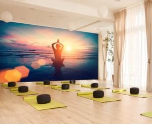 Yoga Room Background 2