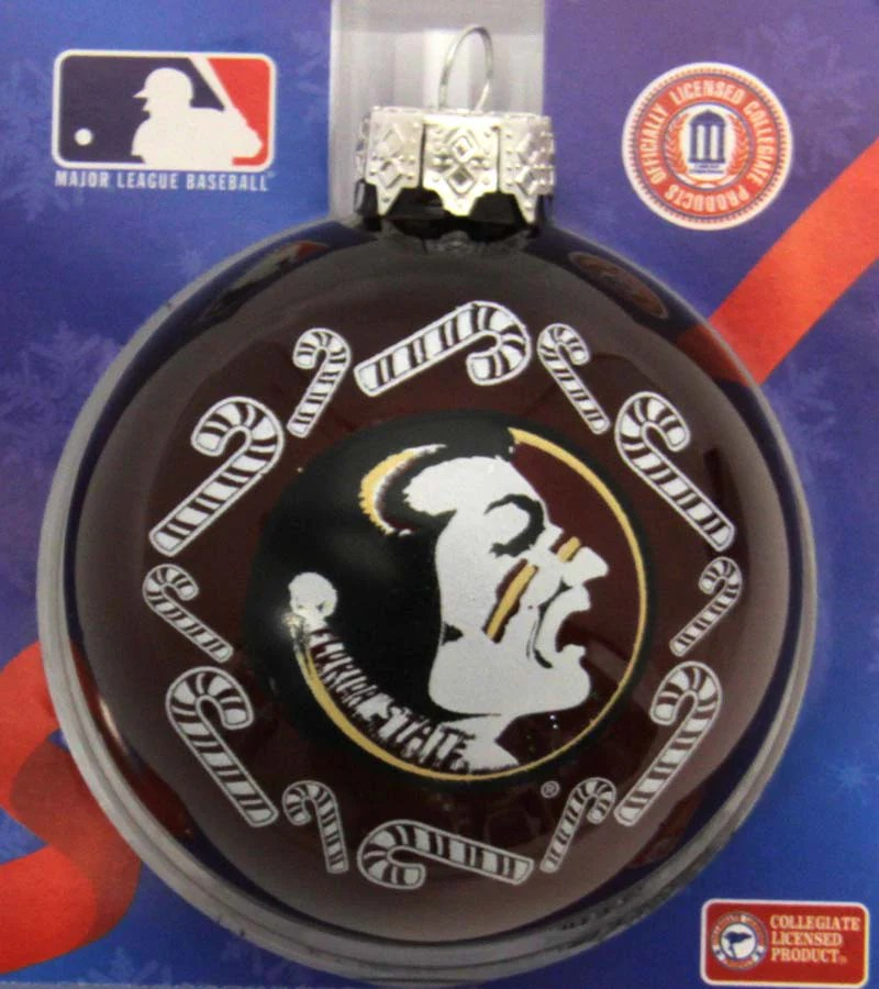 Florida State Noles Christmas Ornament Jubilee