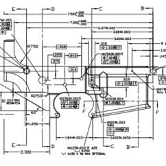 M1 Rifle Diagram Harley Evo Oil Pump Ar15 Partial Blueprint | Daytona Tactical