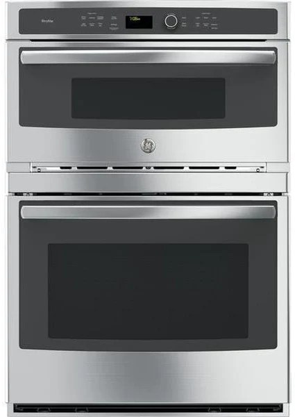 ge profile stainless steel 30 built in combination convection microwa