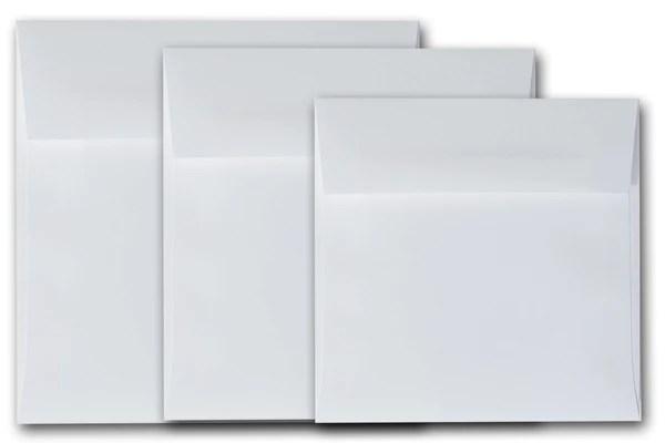 unique square envelopes 5