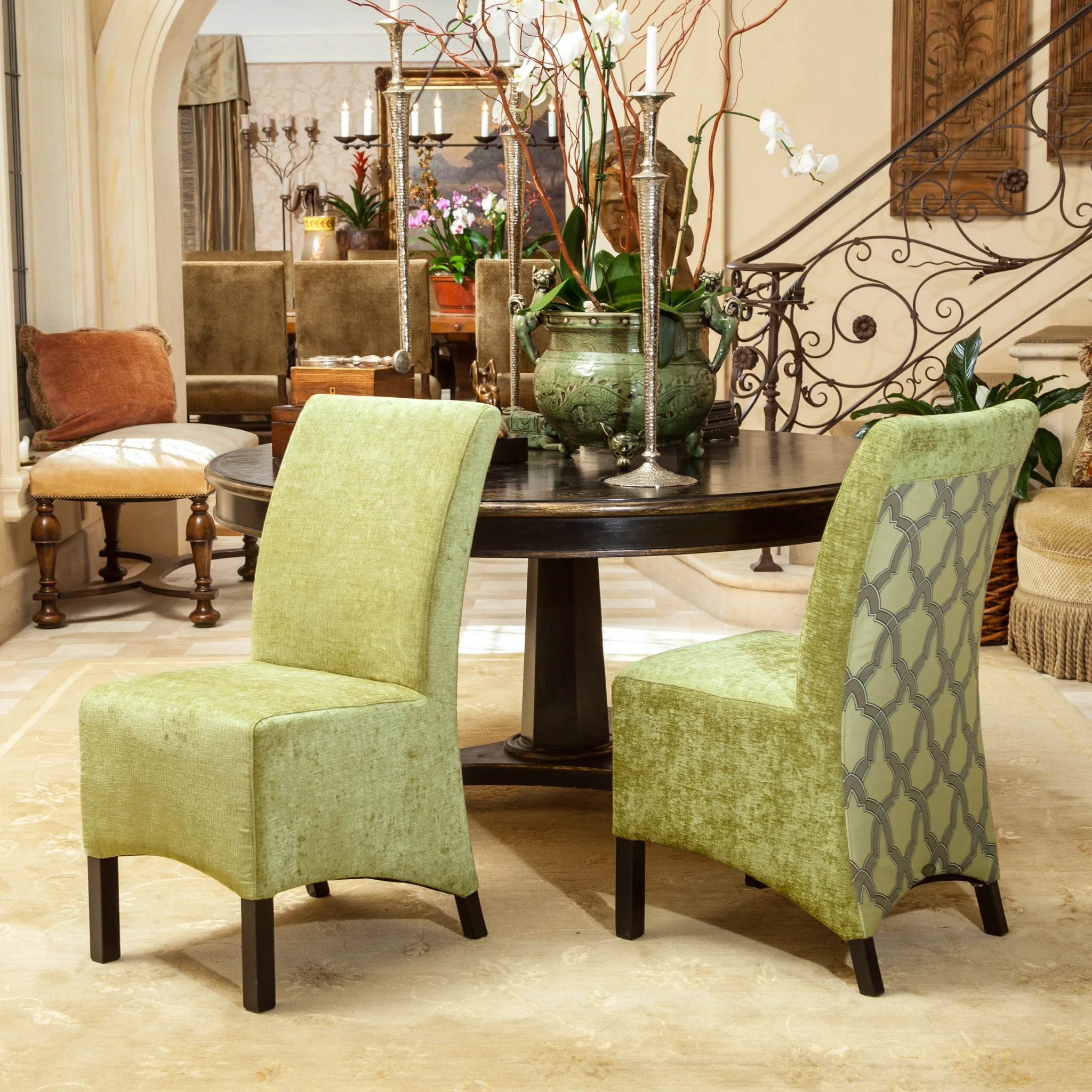 chair covers sage green desk nz slipcovers for club chairs and ottomans white