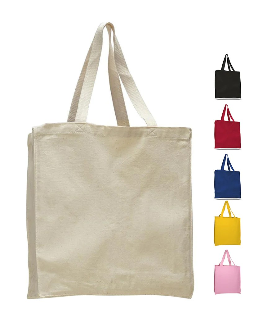 heavy canvas wholesale tote