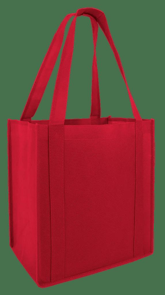 reusable grocery bag shopping