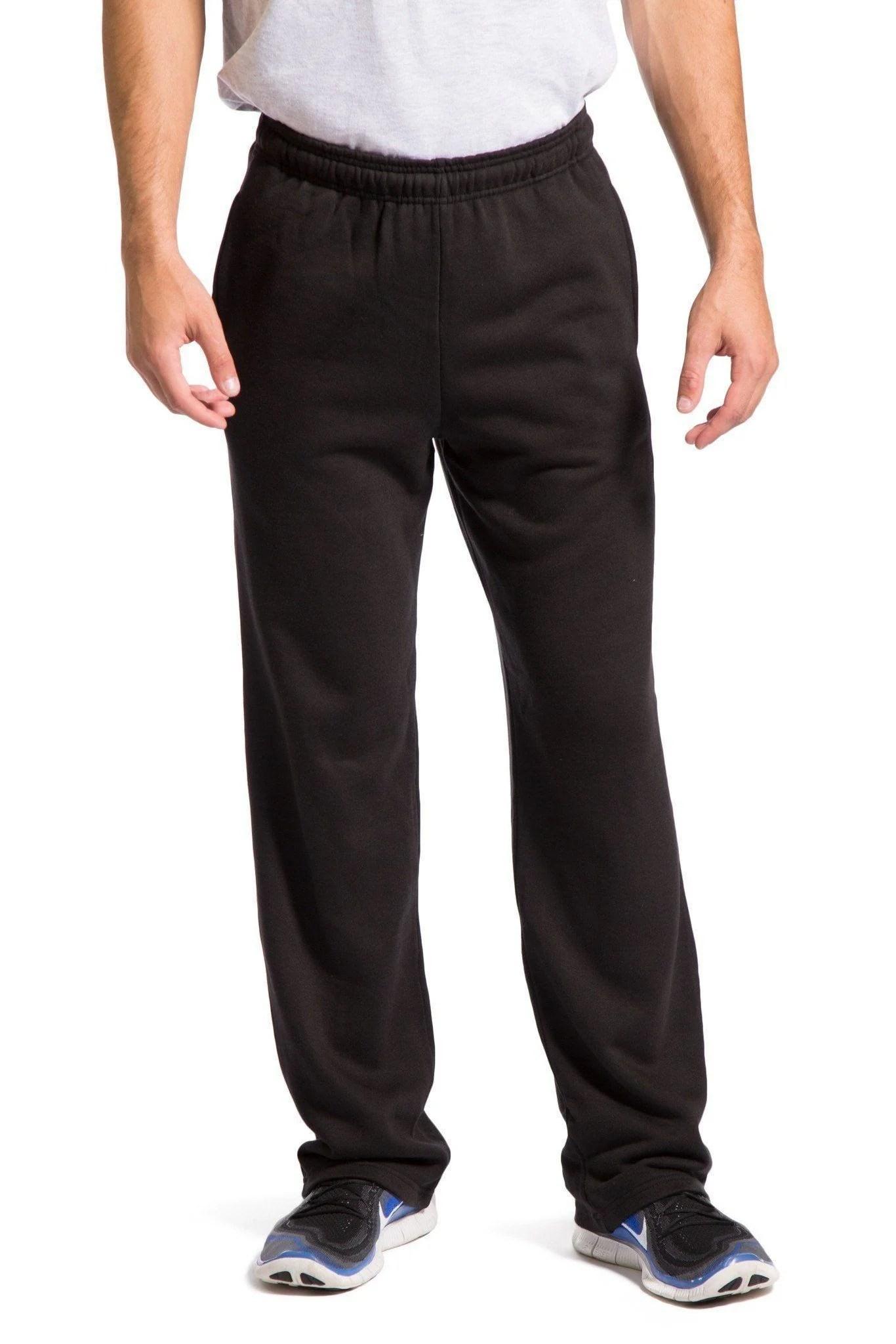 Mens Sweatpants  Ecofrabic Mens Athletic Pants  Fishers