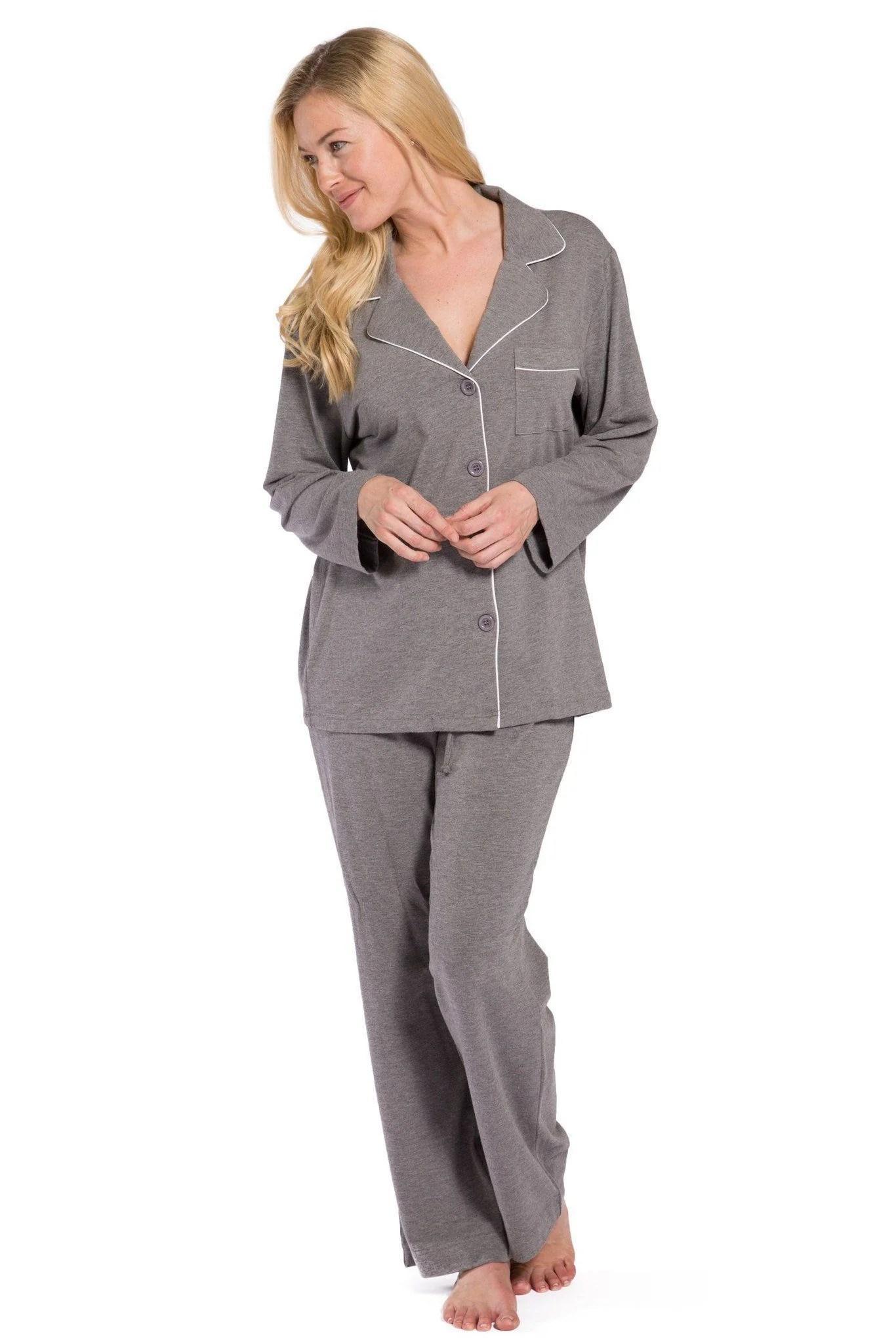 Women' Pajamas Organic Cotton Full Length