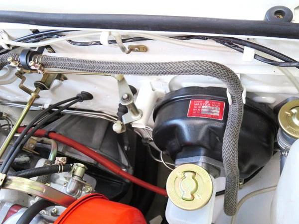 280z Fuel Filter Brake Master Vacuum Braided Hose For Datsun 240z 260z
