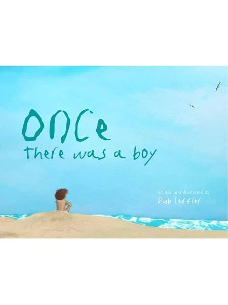 ONCE THERE WAS A BOY BOOK  Elizabeth Richards School Supplies