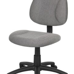 Posture Deluxe Chair Gravity Costco Boss Grey Deals On Chairs