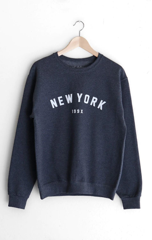 Sweatshirts Tumblr Oversized