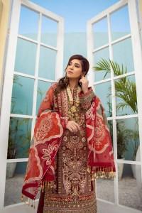 Maryam Hhussain FE-272 Glamorous Lluxury Collection