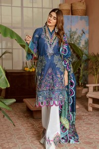 Maryum Hussain Online Falak Festive Lawn 2020