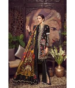 Maryum Hussain Online MIDNIGHT Lawn Collecton 2020