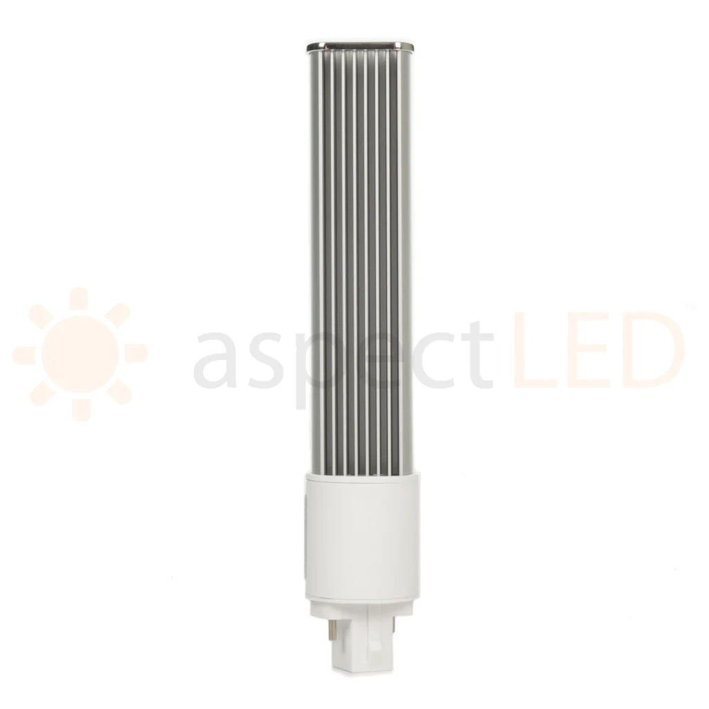 medium resolution of 11w retrofit led pl 120 degree bulb g24q base ul listed