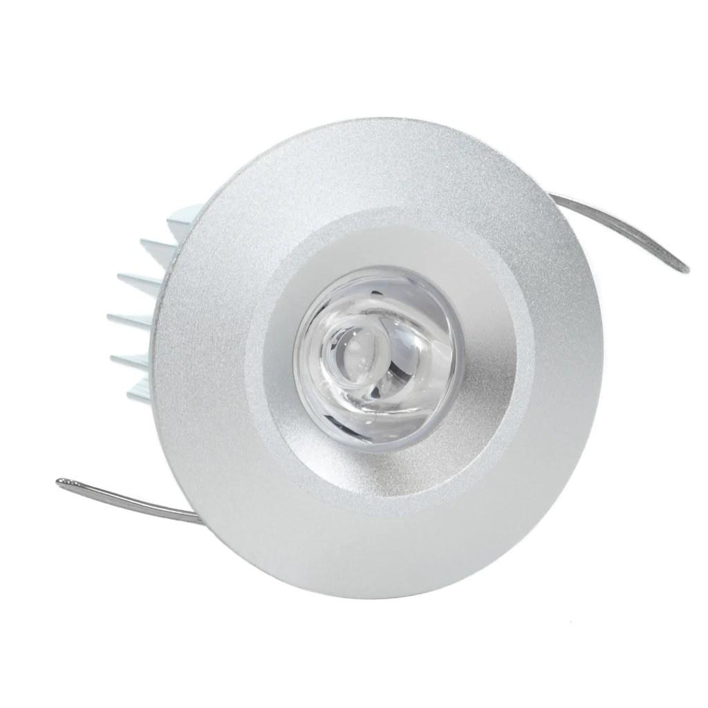 medium resolution of 2 led recessed light ultra bright 3w