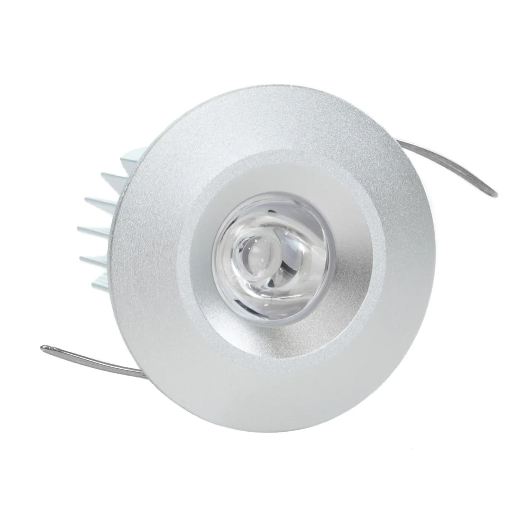 small resolution of 2 led recessed light ultra bright 3w