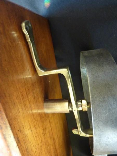 Brass Servants  Butler Bell  Mechanical Door Bell