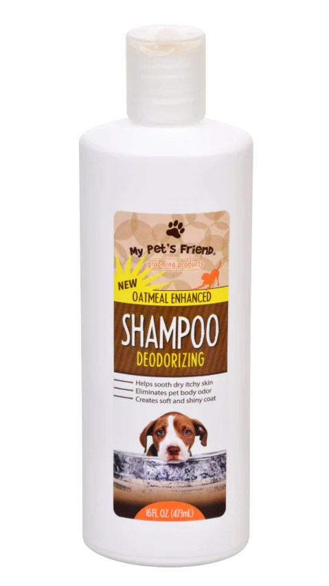 My Pets Friend Shampoo : friend, shampoo, Pet's, Friend, Oatmeal, Enhanced, Deodorizing, Shampoo,, Bottles, Ordenalonline