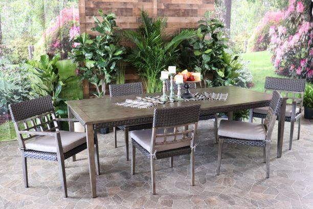 alfresco outdoor patio furniture sets