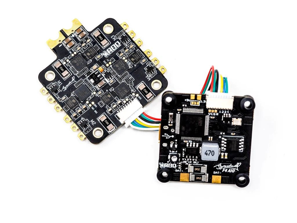 hight resolution of  bardwell 32bit 4 in 1 3 6s 30a esc by rdq