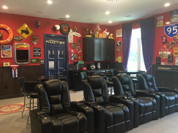 Man Cave Essentials Does Your Man Cave Represent You