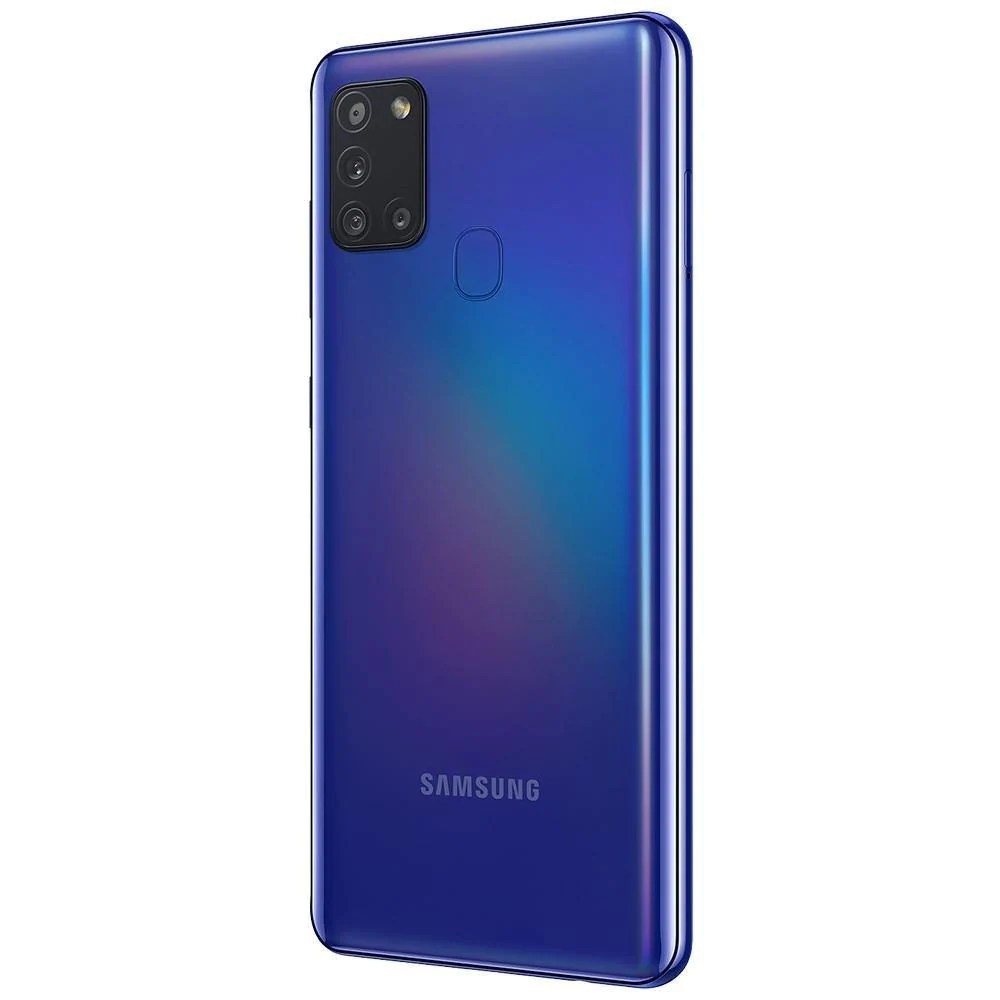 """Celular Samsung Galaxy A21s 64GB 4GB 6.5"""" 4 Câmeras – Forcetech"""