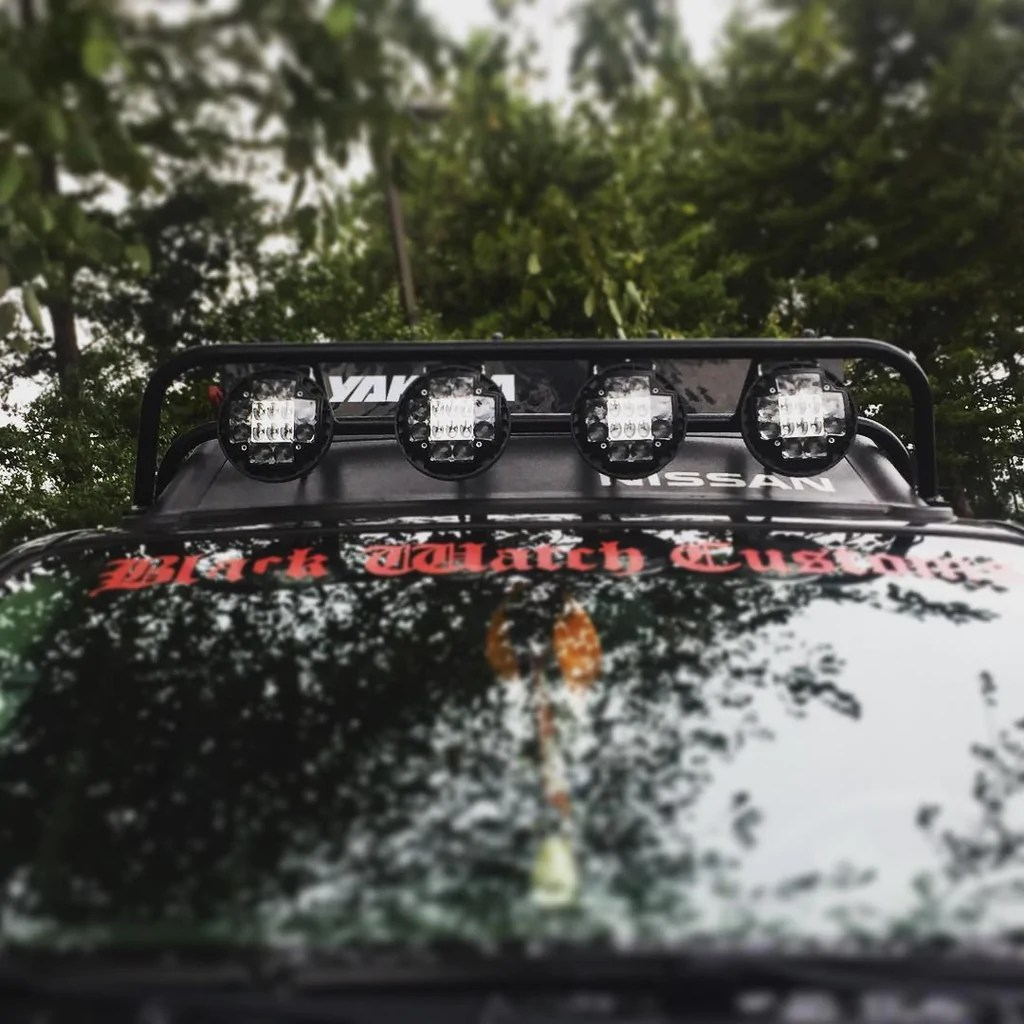 small resolution of 2nd gen 2005 nissan xterra light cage
