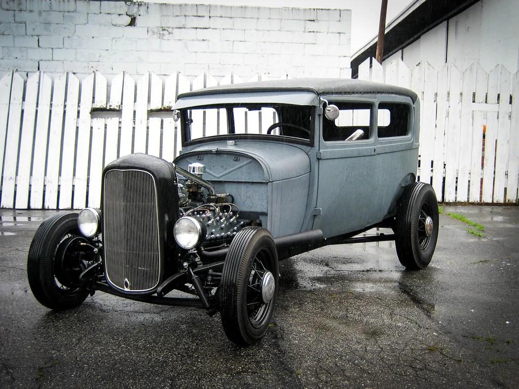 1928 ford model a tudor sedan [ 1024 x 768 Pixel ]