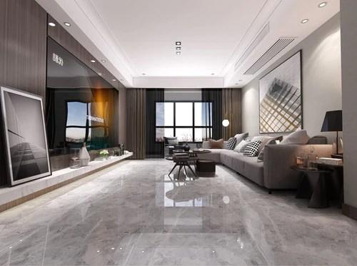 full polished glazed porcelain tile