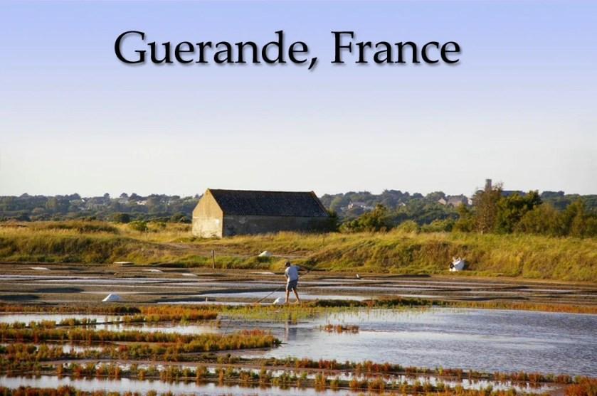 Guerande, France