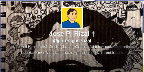 Pareng Jose Rizal
