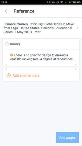 RefME Study App - Android