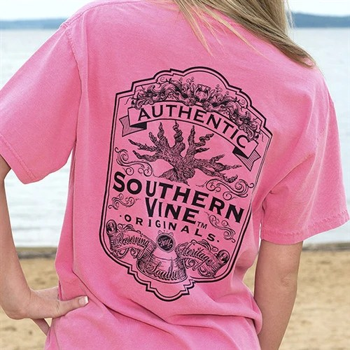 Southern Vine Originals Flagship Roots Run Deep Tree