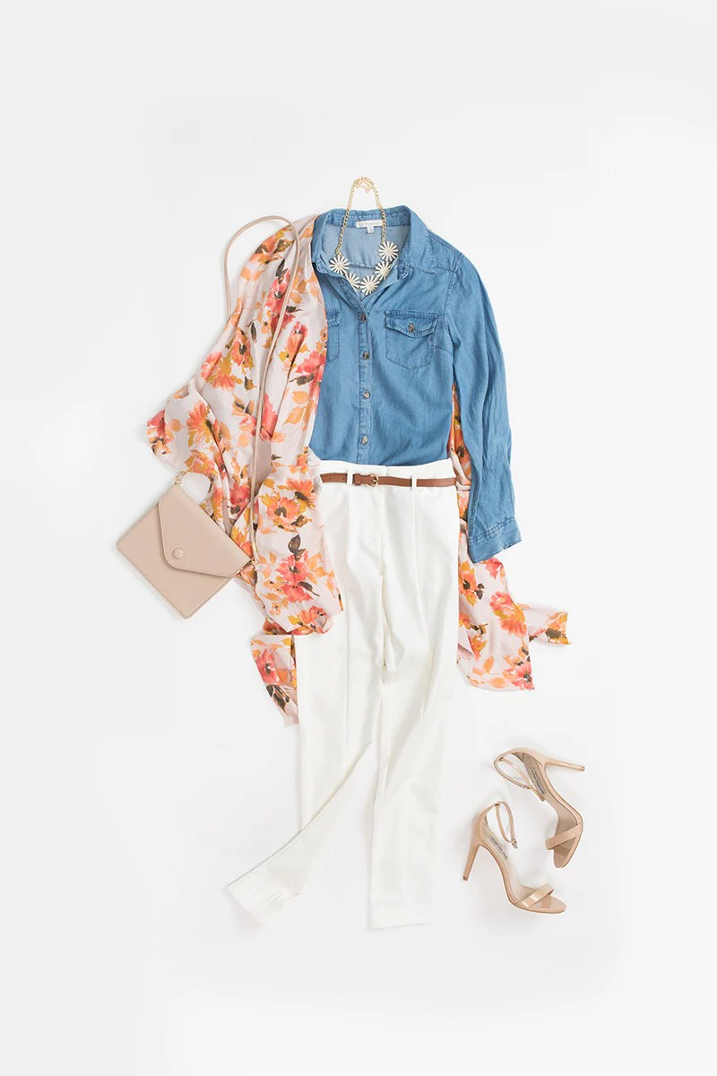 Transition Your Kimono For Fall