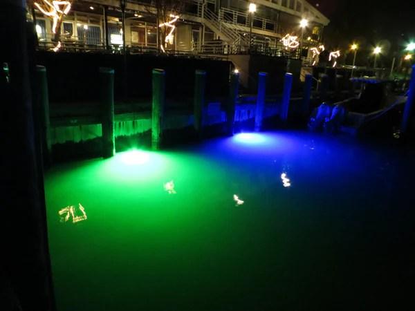 Underwater Led Dock Lights