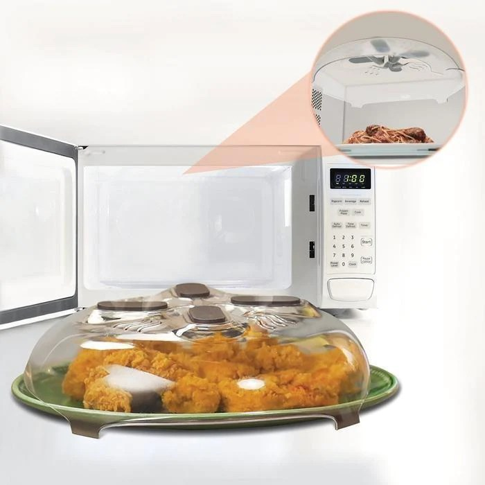 microwave hover cover snatcher