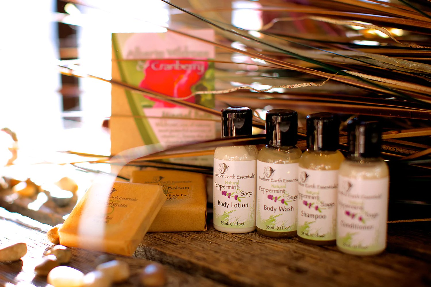 Hotel Amenity Products Mother Earth Essentials