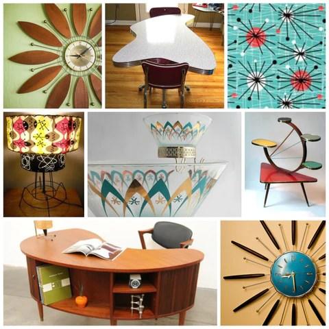 Mid Century Home Décor Trends – Vintage Virtue
