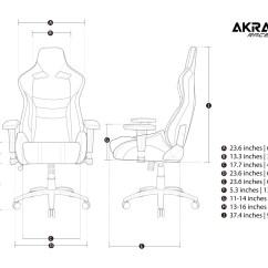 Chairs 4 Gaming Zenergy Ball Chair Review Akracing Prox Blue  Chairs4gaming