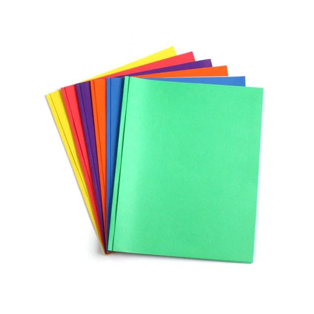 paper folder with brads