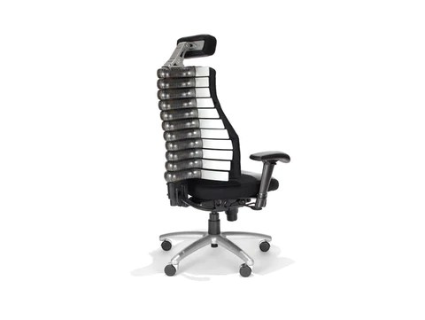 anthro ergonomic verte chair jonathan adler 904bk ergo uplift