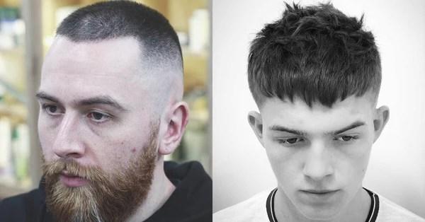 9 biggest men's haircut trends