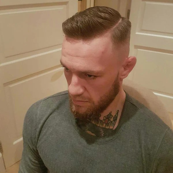 Conor McGregor Hair What Is The Haircut How To Style